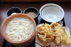 釜揚げうどん 丸亀製麺