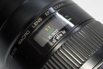Canon EF100mm F2.8 MACRO