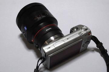 Planar 85mm ZA