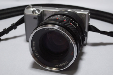 Planar 50mm ZS