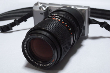 Jena MC Sonnar 135mm