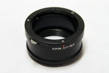 KIPON Y/C-NEX マウントアダプタ