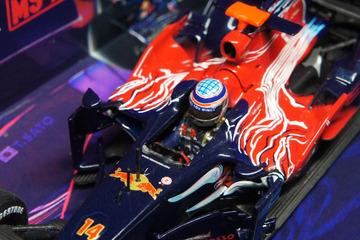 MINICHAMPS Toro Rosso STR3 T. Sato Jerez Test 2008