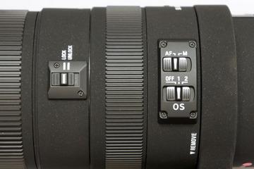 SIGMA APO 50-500mm F4.5-6.3 DG OS HSM