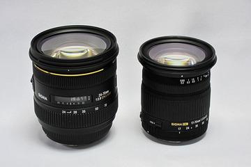 SIGMA 24-70mm F2.8 IF EX DG HSM