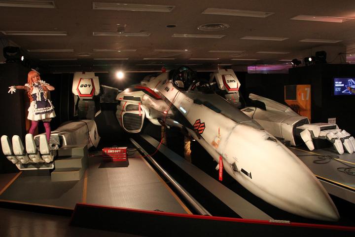 マクロス超時空展覧会