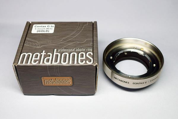 METABONES CONTAX G-NEX