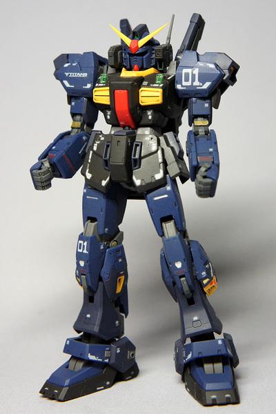 RG ガンダム Mk-II (ティターンズ仕様)