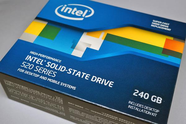 Intel SSD 520 240GB