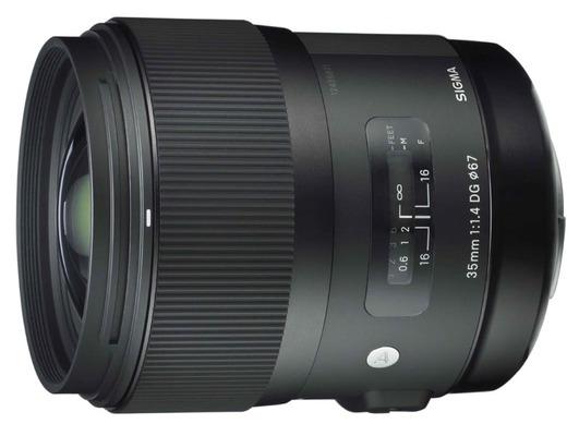 35mm F1.4 DG HSM