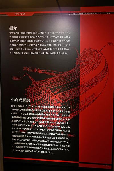 機動戦士ガンダム UC FILM&NIGHT MUSEUM