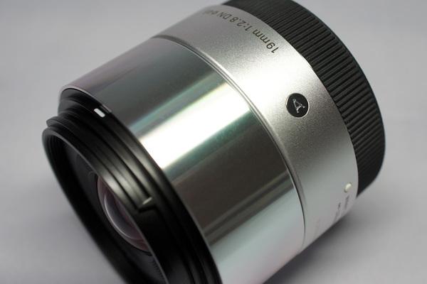 SIGMA 19mm F2.8 DN