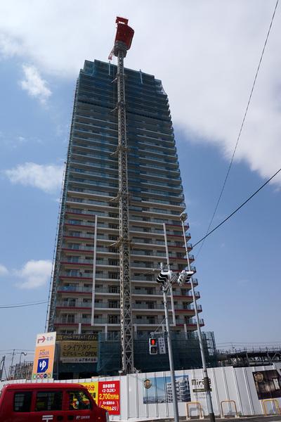 ミライアタワー