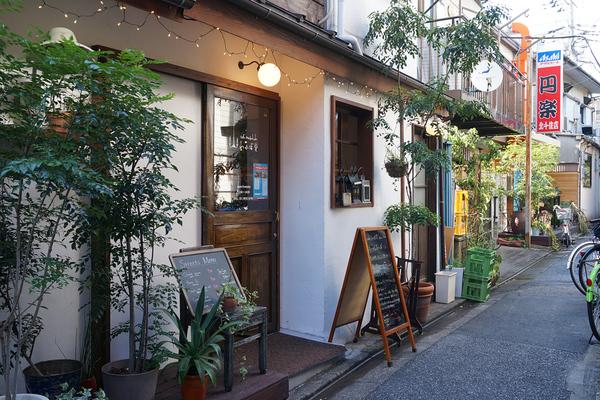 カフェ・わかば堂