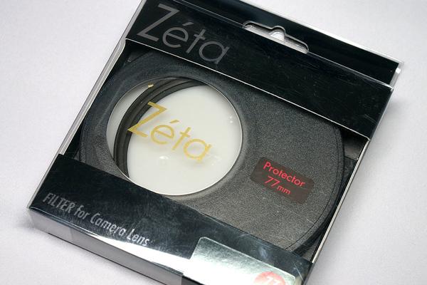 Kenko Zeta プロテクタ