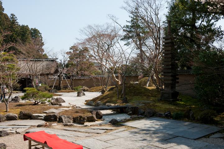 瑞巌寺の庭園