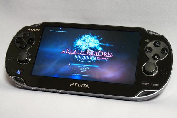 PS4+Vita リモートプレイ