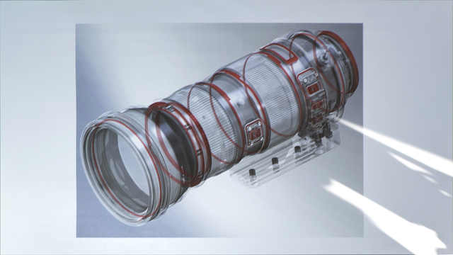 SIGMA 150-600mm Sports