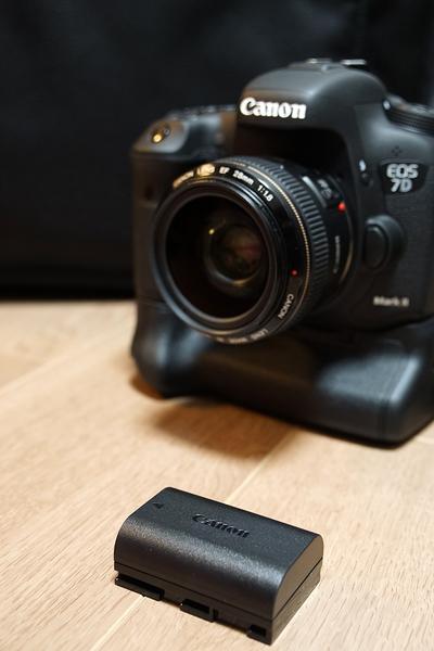 Canon LP-E6N