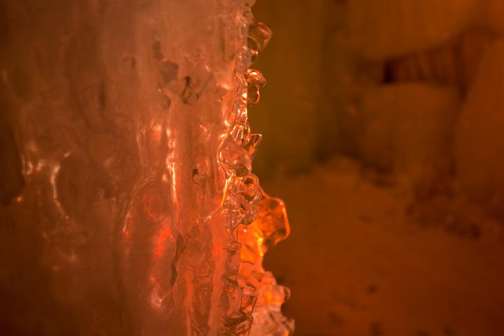 層雲峡 氷瀑まつり