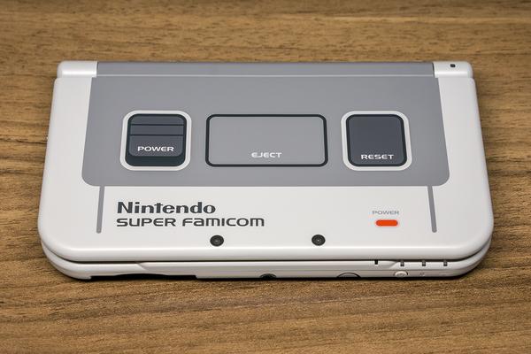 New ニンテンドー 3DS LL スーパーファミコン エディション