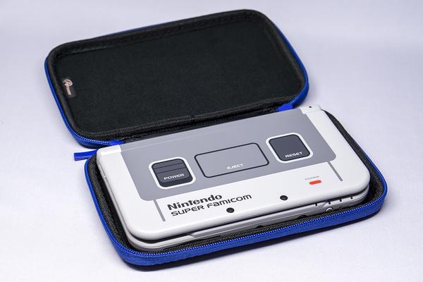 new 3DSLL 用 セミハードケース Slim