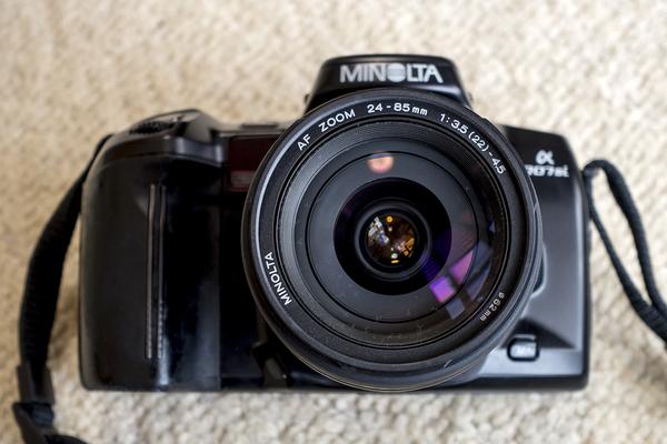 MINOLTA AF 24-85mm F3.5-4.5