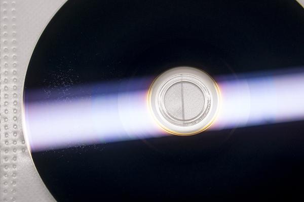 無印良品 CD/DVD ホルダー