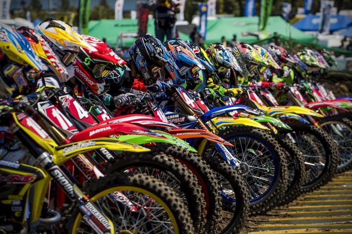全日本モトクロス選手権
