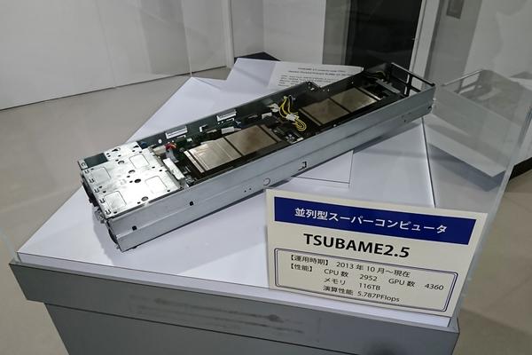 TSUBAME 2.5