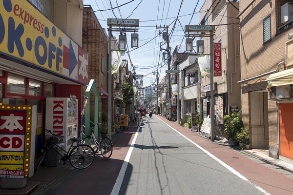 中延駅前通り商店会
