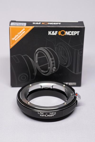 K&F Concept L/M-NEX