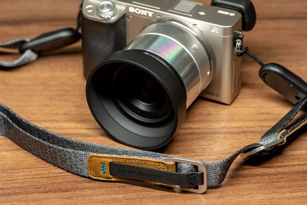 Leash Ultralight Camera Strap