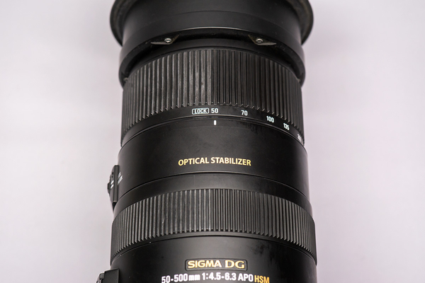 SIGMA 50-500OS