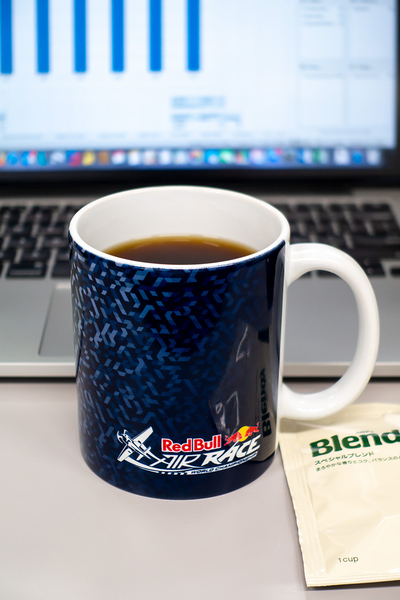 Red Bull Air Race DIMENSION MUG